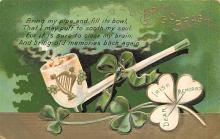 holA070170 - Dear Irish Memories St. Patrick's Day Postcard