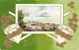 holA070177 - John Winsch St. Patrick's Day Postcard
