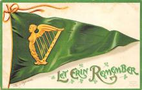 holA070180 - Artist Ellen Clapsaddle St. Patrick's Day Postcard