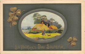 holA070202 - John Winsch St. Patrick's Day Postcard