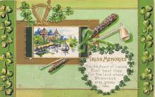 holA070207 - Irish Memories St. Patrick's Day Postcard