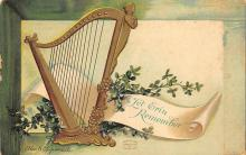 holA070215 - Artist Ellen Clapsaddle Saint Patrick's Day Postcard