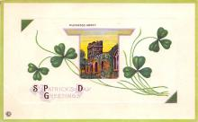 holA070223 - Saint Patrick's Day Postcard