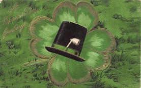 holA070235 - John Winsch Saint Patrick's Day Postcard