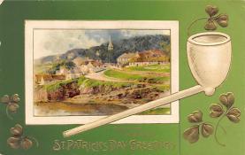 holA070236 - John Winsch Saint Patrick's Day Postcard