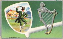 holA070269 - The Ould Irish Jig St. Patrick's Day Postcard