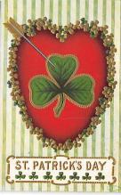 holA070325 - Arrow St. Patricks Day Postcard