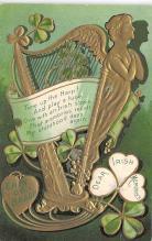holA070357 - Dear Irish Memories St. Patricks Day Postcard
