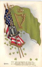 holA070391 - Artist Fred Lounsbury Saint Patrick's Day Postcard