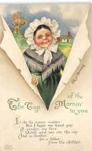 holA070398 - Artist Ellen Clapsaddle Saint Patrick's Day Postcard