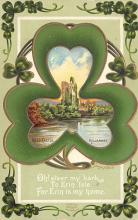 holA070401 - Artist Ellen Clapsaddle Saint Patrick's Day Postcard