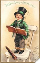 holA070440 - Artist Ellen Clapsaddle Saint Patrick's Day Post Card