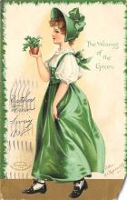 holA070441 - Artist Ellen Clapsaddle Saint Patrick's Day Post Card