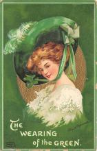 holA070447 - Artist Ellen Clapsaddle Saint Patrick's Day Post Card