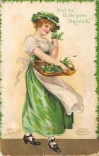 holA070453 - Artist Ellen Clapsaddle Saint Patrick's Day Post Card