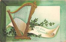 holA070459 - Artist Ellen Clapsaddle Saint Patrick's Day Post Card