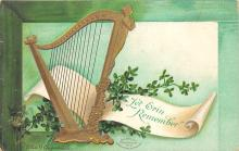 holA070460 - Artist Ellen Clapsaddle Saint Patrick's Day Post Card
