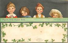 holA070462 - Artist Ellen Clapsaddle Saint Patrick's Day Post Card