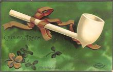 holA070464 - Artist Ellen Clapsaddle Saint Patrick's Day Post Card
