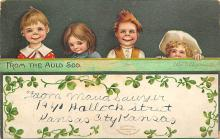 holA070474 - Artist Ellen Clapsaddle Saint Patrick's Day Post Card