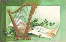 holA070480 - Artist Ellen Clapsaddle Saint Patrick's Day Post Card