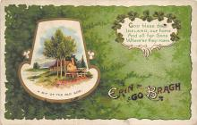 holA070481 - Artist Ellen Clapsaddle Saint Patrick's Day Post Card