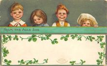 holA070482 - Artist Ellen Clapsaddle Saint Patrick's Day Post Card