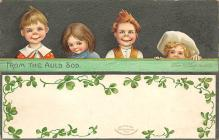 holA070483 - Artist Ellen Clapsaddle Saint Patrick's Day Post Card