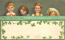 holA070488 - Artist Ellen Clapsaddle Saint Patrick's Day Post Card