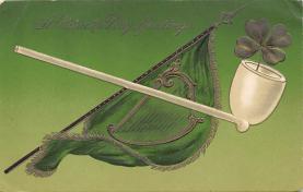 holA070531 - John Winsch Saint Patrick's Day Post Card