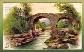 holA070543 - Erin Go Bragh St. Patricks Day Postcard