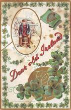 holA070563 - Dear Old Ireland St. Patricks Day Postcard