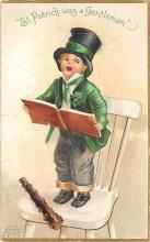 holA070564 - Artist Ellen Clapsaddle St. Patricks Day Postcard