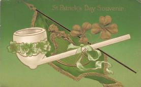 holA070598 - St Patrick's Day St. Patricks Day Postcard
