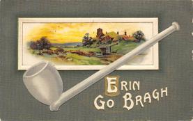 holA070612 - Erin Go Bragh St. Patricks Day Postcard