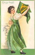 holA070626 - Erin Go Bragh St. Patricks Day Postcard