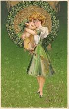 holA070641 - Erin Go Bragh St. Patricks Day Postcard