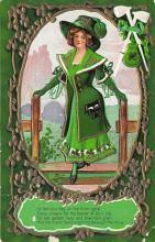 holA070645 - Irish, St Patrick's Day St. Patricks Day Postcard