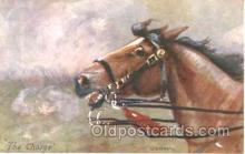 hor001053 - Artist Walker, Horse Horses Postcard Postcards
