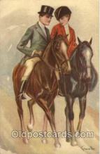 hor001168 - Horse, Horses, Postcard Postcards