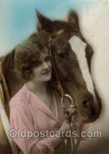hor001253 - Old Vintage Antique Postcard Post Card