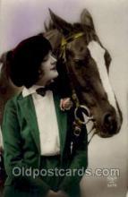 hor001270 - Old Vintage Antique Postcard Post Card