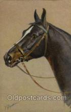 hor001294 - Artist I Rivst Old Vintage Antique Postcard Post Card