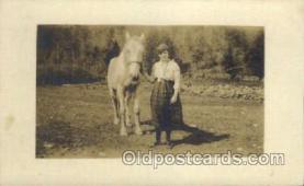hor001314 - Old Vintage Antique Postcard Post Card
