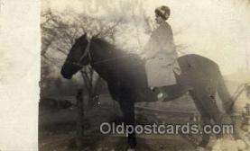 hor001329 - Old Vintage Antique Postcard Post Card
