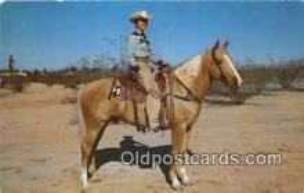 hor001399 - Pals O' Mine Sunny Arizona Postcard Post Card