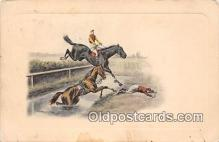 hor001420 - Horse Racing  Postcard Post Card