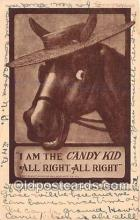 hor001564 - Candy Kid  Postcard Post Card