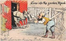 hor001565 - Come Into the Garden Maud  Postcard Post Card
