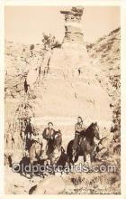 hor001730 - Real Photo - Ducks Billl Rock  Postcards Post Cards Old Vintage Antique